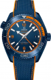 Omega Seamaster Planet Ocean Chronometer GMT Big Blue 215.92.46.22.03.001