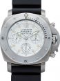 Panerai Panerai Luminor 1950 Submersible Slytech Chrono 1000m White PAM00225