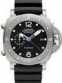 Panerai Luminor Submersible 1950 3 Days Chrono Flyback Automatic Titanio PAM00614