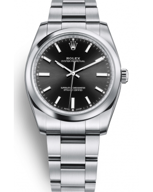 Rolex Oyster Perpetual 34mm Ladies 114200-0023