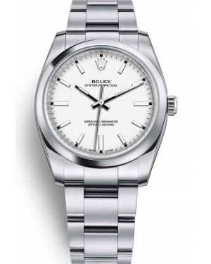 Rolex Oyster Perpetual 34mm Ladies 114200-0024