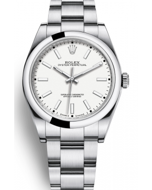 Rolex Oyster Perpetual 39mm Mens 114300-0004