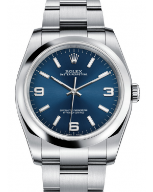 Rolex Oyster Perpetual 36mm Mens 116000-0002