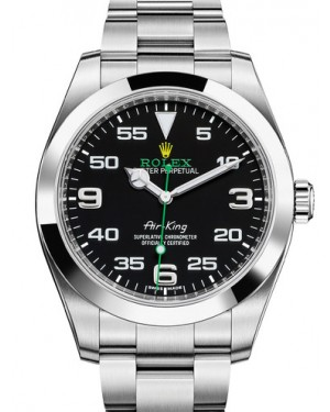 Rolex Oyster Perpetual Air King 116900-0001
