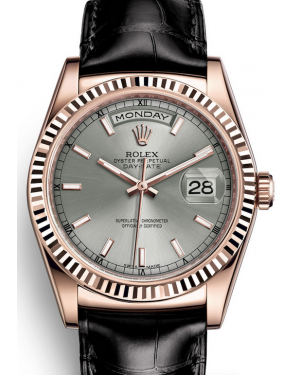 Rolex Day-Date 36mm Automatic Mens 118135-0006