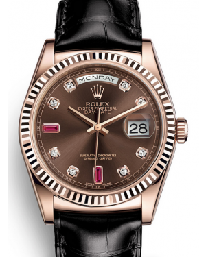 Rolex Day-Date 36mm Automatic Mens 228349RBR-0040