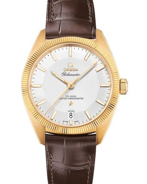 Omega Constellation Globemaster Co-Axial Master Chronometer 130.53.39.21.02.002