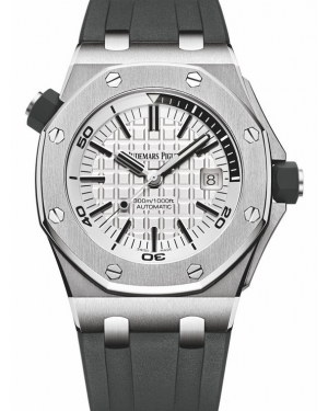 Audemars Piguet Royal Oak Offshore Diver Mens 15710ST.OO.A002CA.02