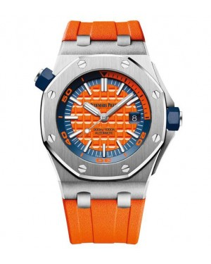 Audemars Piguet Royal Oak Offshore Diver Orange 15710ST.OO.A070CA.01