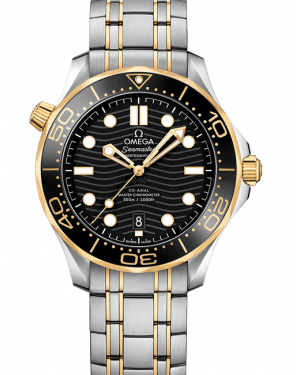 Omega Seamaster Diver 300m Co-Axial Master Chronometer 42mm Mens 210.20.42.20.01.002