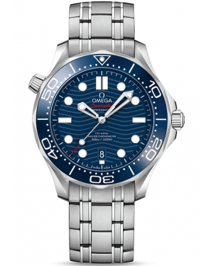 Omega Seamaster Diver 300M Master Co-Axial 210.30.42.20.03.001