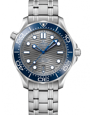 Omega Seamaster Diver 300m Co-Axial Master Chronometer 42mm Mens 210.30.42.20.06.001
