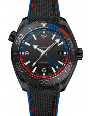 Omega Seamaster Planet Ocean 600m Co-Axial Master Chronometer GMT ETNZ 215.92.46.22.01.004