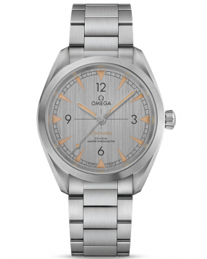 Omega Railmaster Co-Axial Master Chronometer 220.10.40.20.06.001