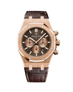 Audemars Piguet Royal Oak Chronograph Brown Dail 26331OR.OO.D821CR.01