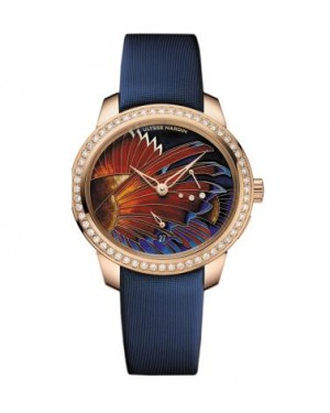 Ulysse Nardin Jade Diamonds Lionfish Ladies 3106-125B/LIONFISH