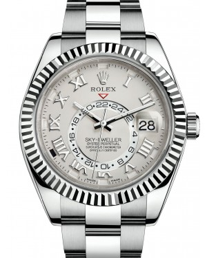 Rolex Sky-Dweller Oyster Perpetual 42mm 326939-0001