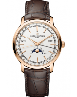 Vacheron Constantin Traditionelle Complete Calendar Collection 4010T/000R-B344