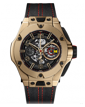 Hublot Big Bang Ferrari Unico Magic Gold 402.MX.0138.WR