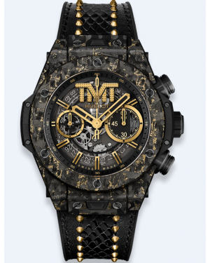 Hublot Big Bang Unico TMT Carbon Gold 411.QX.1180.PR.TMT18