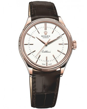 Rolex Cellini Time 18ct Everose Gold 50505-0020
