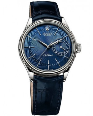 Rolex Cellini Date 18ct White Gold 50519-0011