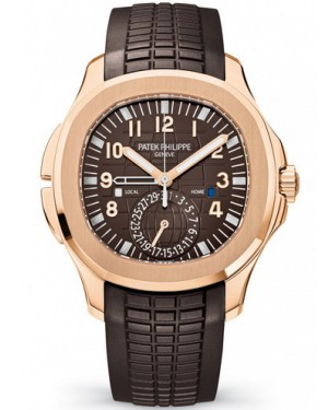 Patek Philippe Aquanaut Rose Gold 5164R-001