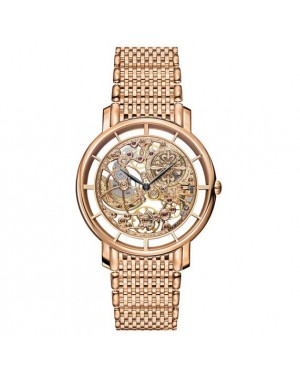 Patek Philippe Calatrava Skeleton Rose Gold 5180/1R-001