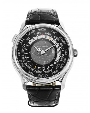 Patek Philippe 175th Anniversary Collection World Time Moon 5575G-001