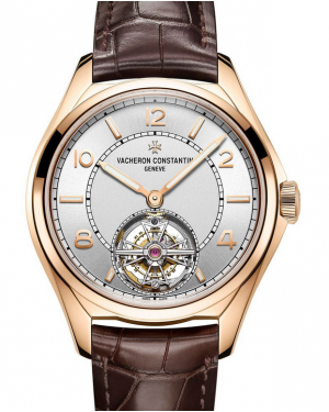 Vacheron Constantin Fiftysix Tourbillon Mens 6000E/000R-B488