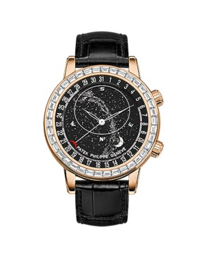 Patek Philippe Complications Rose Gold 6104R-001