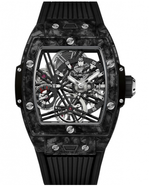 Hublot Spirit Of Big Bang Tourbillon Carbon Black 645.QN.1117.RX