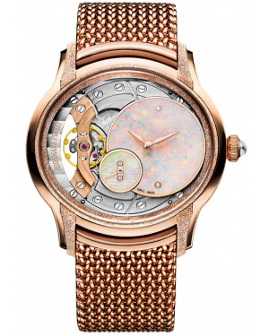 Audemars Piguet Millenary Hand-Wound Ladies 77244OR.GG.A034CA.01