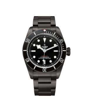 Tudor Heritage Black Bay Dark 41 mm PVD Steel Case Steel Bracelet 79230DK