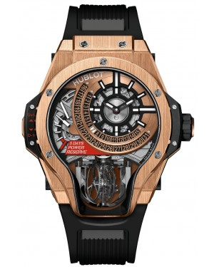 Hublot Masterpiece MP-09 Tourbillon Bi-Axis King Gold 909.OX.1120.RX