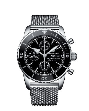 Breitling Superocean Heritage II Chronograph 44 Mens A13313121B1A1