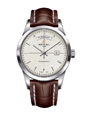 Breitling Transocean Day & Date Mens A4531012/G751/739P/A20BA.1