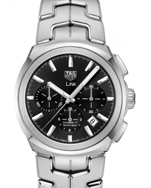 Tag Heuer Link Automatic Chronograph Mens CBC2110.BA0603