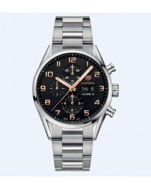 Tag Heuer Carrera Calibre 16 Automatic Chronograph Men's CV2A1AB.BA0738