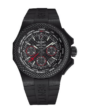 Breitling Bentley GMT B04 S Carbon Body Carbon Limited NB0434E5/BE94/232S/X20DSA.4