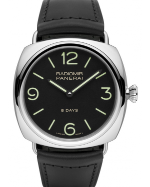 Panerai Radiomir 8 Days Mens PAM00610