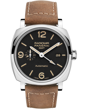 Panerai Radiomir 1940 3 Days GMT Automatic Acciaio Mens PAM00657