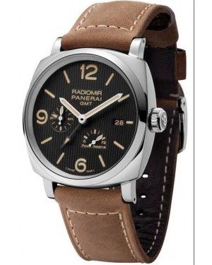 Panerai Radiomir 1940 3 Days GMT Power Reserve Automatic Acciaio Tuxedo PAM00658