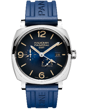 Panerai Radiomir 1940 3 Days GMT Power Reserve Automatic Acciaio 45mm Mens PAM00946