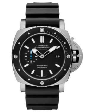 Panerai Luminor Submersible 1950 Amagnetic 3 Days Automatic Titanio PAM01389