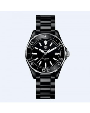 Tag Heuer Aquaracer 300M Black Dail 35MM Ladies WAY1390.BH0716