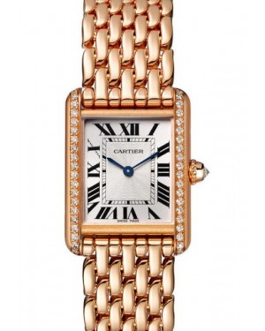 Cartier Tank Ladies WT100034