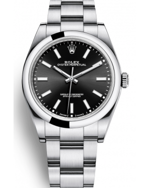 Rolex Oyster Perpetual 39mm Mens 114300-0005