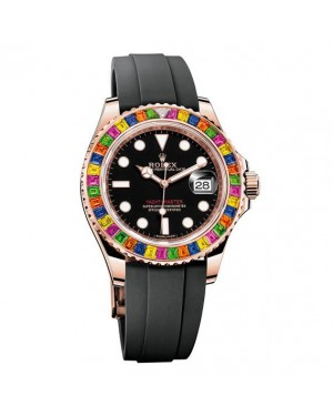 Rolex Oyster Perpetual Yacht-Master 40 Diamond Automatic 116695 SATS