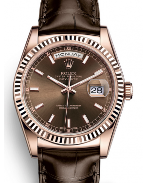 Rolex Day-Date 36mm Automatic Mens 118135-0004